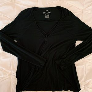American Eagle soft and sexy long sleeve.
